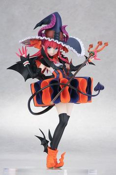 Caster/Elizabeth Bathory Figure Halloween Edition   Fate/Grand Order