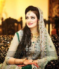 Pakistani bride...soo cute