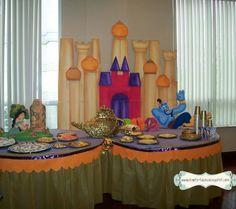 Disney's Aladdin Party