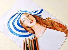 Lana Del Rey - Drawing on Behance