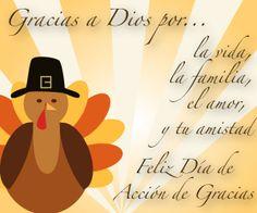 Feliz Día de Acción de Gracias Days Till Thanksgiving, Happy Thanksgiving Images, Thanksgiving Blessings, Thanksgiving Greetings, Thanksgiving Quotes, Creative Writing Ideas, Baby Shower Deco, God Prayer, Birthday Pictures