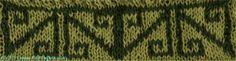 Hatchet - Knittingfool Stitch Detail