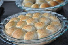 Homemade stuffed pizza rolls:  saw this pinned earlier...this is my homemade version--one hour bread dough mixed with italian spices and stuffed with mozzarella.  Tear apart and dip.