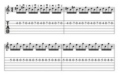Rock Guitar Lessons • Best Rock Guitar Riffs • Strum Patterns, Full Songs, Tab, Chords, Video Lessons. | HubPages Acoustic Guitar Art, Guitar Solo, Cool Guitar, Ac Dc, Deep Purple, Hard Rock, Rock Bands, Rock And Roll, Metallica
