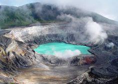 Volcan Poas, Costa Rica