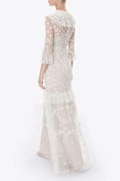 Shadow Lace Gown | Needle & Thread | Needle & Thread