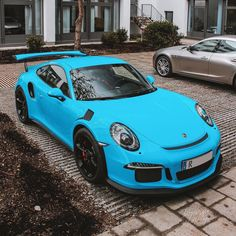 A very bright #GT3RS