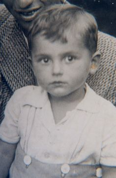 Dzhordzh Hartshtein- From Debrecen, Hungary. He was sadly murdered in Auschwitz-Birenkau in the gas chamber in 1944 at age 3.