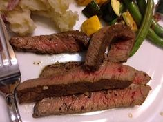 Basil Lemon Steak - 9/29/2012