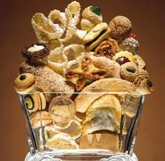 """Traditional"" Italian Christmas Cookies More"