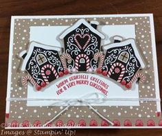 2016 Holiday Catty Stampin Up
