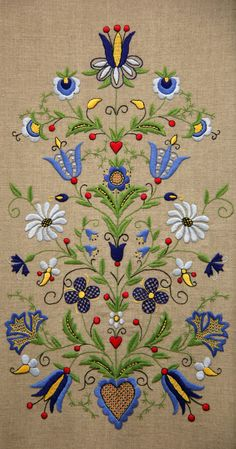Embroidery Designs Alphabet unlike Hand Embroidery Patterns Geek Jacobean Embroidery, Hungarian Embroidery, Crewel Embroidery, Ribbon Embroidery, Cross Stitch Embroidery, Machine Embroidery, Embroidery Tools, Embroidery Tattoo, Mexican Embroidery