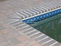 paver around pool - google search | back yard pool | pinterest