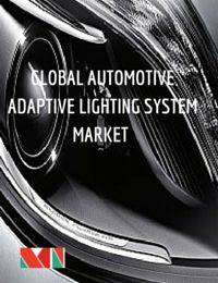 The market for adaptive lighting systems is estimated to touch USD 2.83 billion by 2020 with an estimated CAGR of 10% over the forecasted period. The Asia-Pacific region is expected to become the major market for the manufacture of these systems with India and China stepping ahead towards becoming automotive component manufacture hubs and sourcing to countries such as US and Germany.