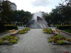 Place de la Gare UNESCO Québec #viajarcorrendo #québec #quebec #parlamento #tourny #chateau #frontenac #unesco