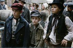 """Charles Dicken's """"Oliver Twist"""" 2005"""