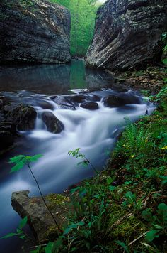 Hurricane Creek, Arkansas