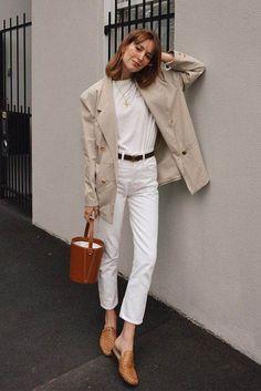 Fall Street Style Outfits to Inspire – Daily Fashion Tips Women's 20s Fashion, Fashion Moda, Fashion Week, Look Fashion, Daily Fashion, Trendy Fashion, Fashion Ideas, Fashion Trends, Trendy Style