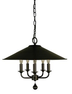 Taylor 4 Light Candle Chandelier