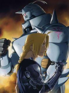 FMA  Seriously, fave anime/manga ever.