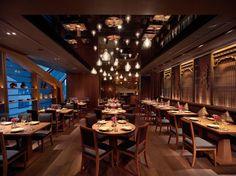 Steve Leung Designers - Mango Tree Hong Kong Restaurant