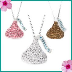 Gift idea for mami from hersheys kisses jewelry kohls kiss hershey kiss necklaces mozeypictures Choice Image