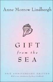 A Gift from the Sea. Found it on my bookshelf last night. 3rd time through and I'm encouraged anew each time!