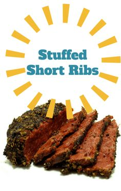 The hosts of The Chew were sharing some of their best family-style recipes, including a meal Mario Batali that's sure to blow your mind! His Stuffed Short Ribs are a meat-lovers delight!