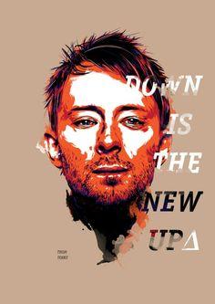 Radiohead- Thom