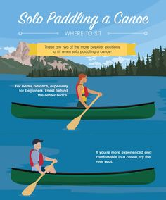 Become one with your canoe with this complete guide to canoe paddle strokes.