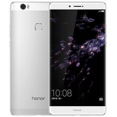 Huawei Honor Note 8 Dual Sim Active 128GB Smartphone Mobile 4G LTE 3G GSM Silver