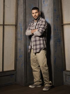 """Love the scruffiness  SCANDAL - ABC's """"Scandal"""" stars Guillermo Diaz as Huck.  Love Love Love Scandal!"""