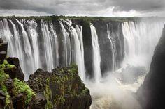 Victoria Falls, Zambia and Zimbabwe - joSon/Getty Images