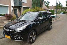 Our new Hyundai IX35