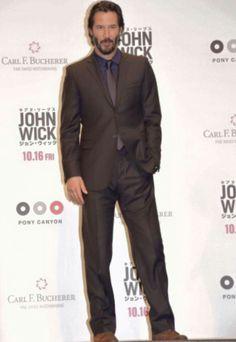 John Wick Premiere, Japan 30.09.2015