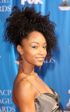 Beauty Is My Business: Natural Hair Chronicles: Yaya Dacosta