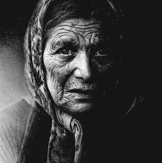 Volti uomini e donne senza fissa dimora (homeless people) by Lee Jeffries - ANSA.it