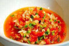 5分でできて使い方いろいろ♪とってもおいしい♪生トマトの特製サルサソース|うりぼうの簡単おいしいおうちごはんレシピ~delicious kitchen~