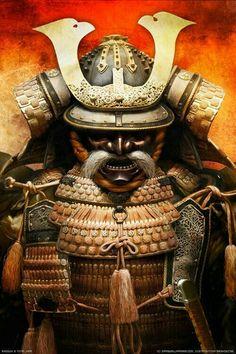 Melanated Samurai