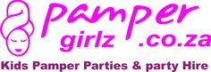 ~ Pamper Birthday Parties for all Ages great and small, we do them all since