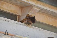 #Estructura de #madera para #cubierta (3) http://arquitecturadc.es/?p=9534