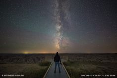 Sample gallery: Sigma 14mm F1.8 DG HSM Art lens  Astrophotographer Jose Francisco Salgado has traveled the world shooting the night skies so when Sigma announced its new 14mm F1.8 DG HSM Art lens it immediately caught his attention. To test out this new lens Salgado took it on assignment to Badlands National Park in South Dakota to shoot the stars some landscapes and even a peanut truck.  #photography