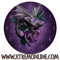 Reloj de Anne Stokes - Dragon Beauty.