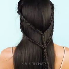 Hair Styles Archives - Trend Tip Hairdos, Girl Hairstyles, Wedding Hairstyles, Girly Stuff, Girly Things, Easy Hairstyles For School, School Hacks, Beauty Essentials, Creative Crafts