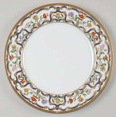 Tabriz by Christian Dior   Tableware   Pinterest   China patterns ...