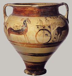 Chariot krater [Helladic (Mycenaean)] (74.51.964)   Heilbrunn Timeline of Art History   The Metropolitan Museum of Art