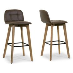 "You'll love the 27.5"" Bar Stool at AllModern - With Great Deals on modern Dining & Kitchen  products and Free Shipping on most stuff, even the big stuff."