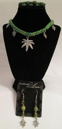 Cannabis Jewelry  @Matty Chuah Hemp Hut