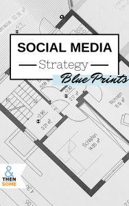 Social Media Blue Prints