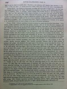 Page 180f, Appendix to Part 2 of the Haritaki Kalpa of Asvini-Samhita manuscript in possession of Dr. P. Cordier